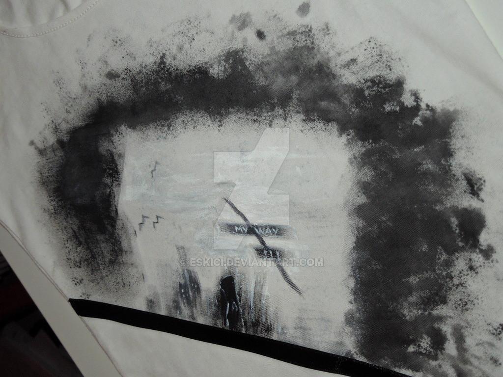 My Way on T-shirt